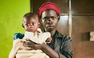 Learn more about our appeal to help young mums in rural Uganda